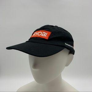 Ryobi Baseball Hat Black